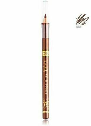 Олівець для очей золотисто коричневого кольору, карандаш для глаз, barry m 28 kohl pencil .10 фото