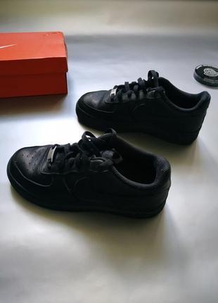 Кросівки від бренду nike air force 1 (шкіряні)