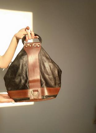 Супер вмістка сумка