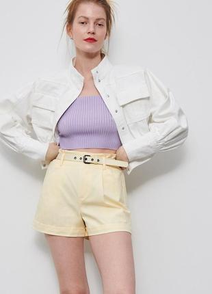 Распродажа шорты джинсовые reserved