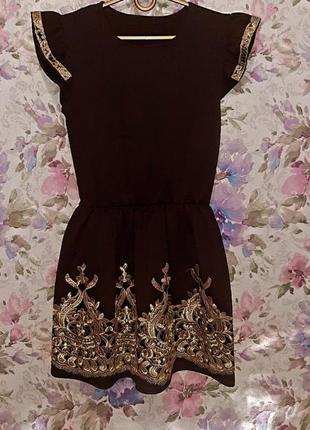 Платье, размер с-м, цена 200 грн