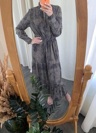 Платье на кулиске