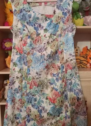 Нове дуже гарне плаття 50-52 р.
