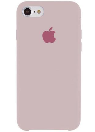 """Чехол для apple iphone 6/6s (4.7"""") (серый / lavender)"""