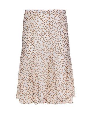 Новая (с этикеткой) элегантная лёгкая юбка от дорогого ,бренда basler, размер нем 42, укр 48-50