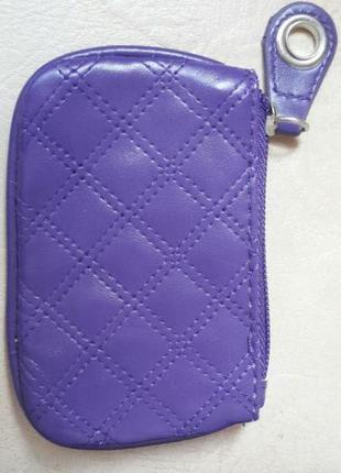 ✈ 🎁 ⇩ ключница фиолетового цвета oriflame