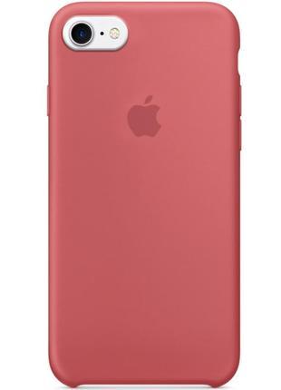"""Чехол для apple iphone 6/6s (4.7"""") (красный / camellia)"""