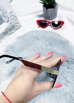 Новые ассиметричные зеркальные очки 👓2 фото