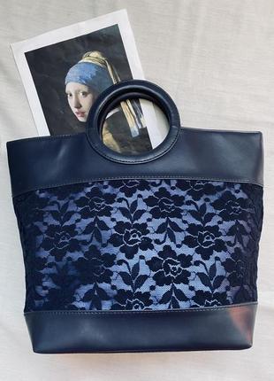 Красивая сумочка из эко кожи