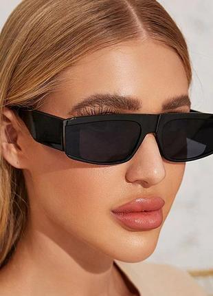 4-78 узкие солнцезащитные очки ретро сонцезахисні окуляри