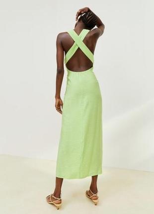 Очень стильное платье h&m (zara) 34,36,38