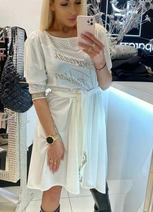 Шикарное нарядное платье, люкс качество стамбул.