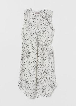 Платье из крепа h&m 0625358006