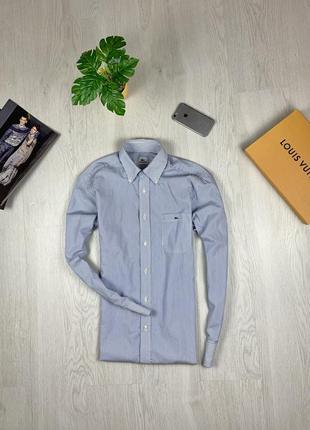 Оригинальная новенькая рубашка lacoste сорочка лакосте