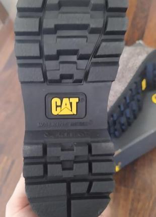 Новые ботинки caterpillar под пони оригинал микро нюанс оригинал анималистический принт4 фото