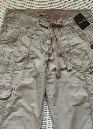 Комфортные спортивные штаны, 100% котон, 12 размер