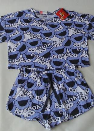 Пижама домашний костюм с 10-12 primark