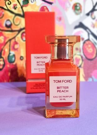 Оригинал 🔥 tom ford bitter peach, 50 ml, ниша, соблазнительный, сочный аромат