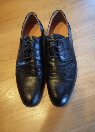 Туфли мужские, туфлі чоловічі