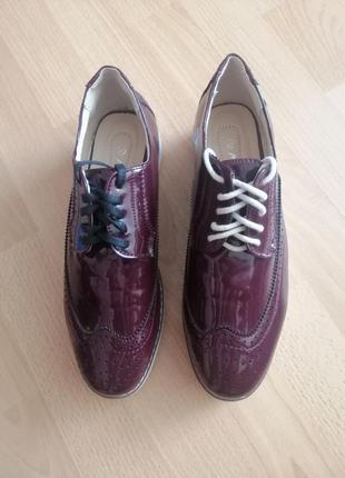 Лакові кросівки, кеди, туфли, туфлі жіночі, женские