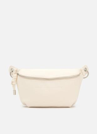 Фирменная новая сумка на пояс с цепочкой cropp