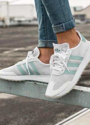 Оригинальные кроссовки adidas flashback by9685