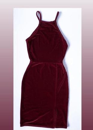 Новое платье от boohoo хс-с