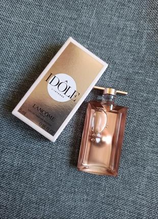 Новая оригинал(!) lancome idole le parfum миниатюра 5 ml