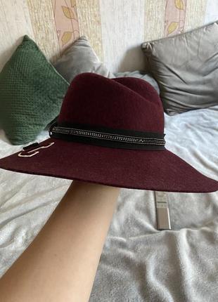Фетровая шляпа marccain