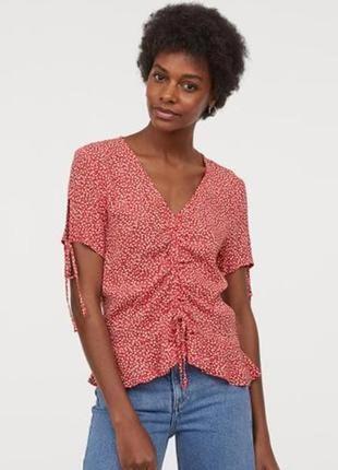 Натуральная блуза большой размер батал4 фото