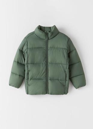 Куртка zara 128см