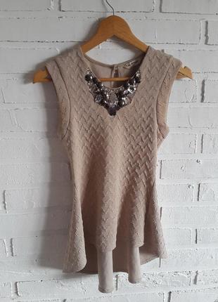 Нарядная блуза miss selfridge