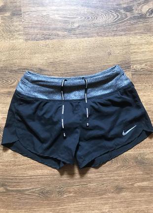 Nike running шорты