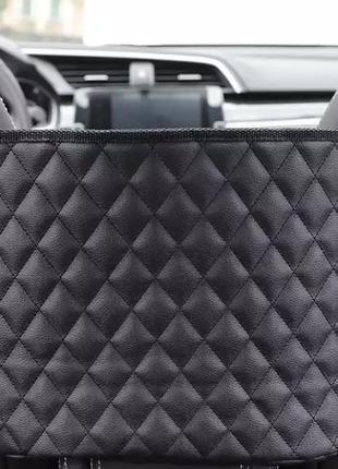 Сумка органайзер для хранения в машину,подвесная сетка аксессуар