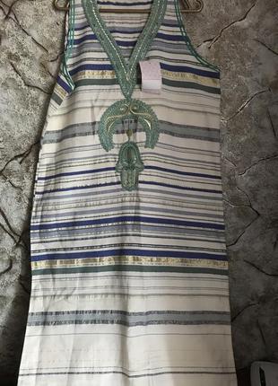 Летнее платье с биркой