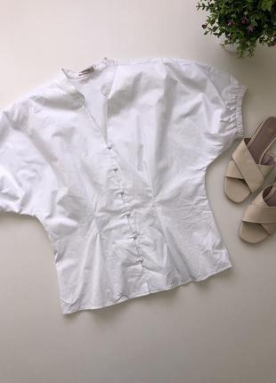 Блуза orsay белая