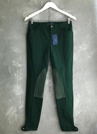 Жокейские штаны для верховой езды - ralph lauren - новые!