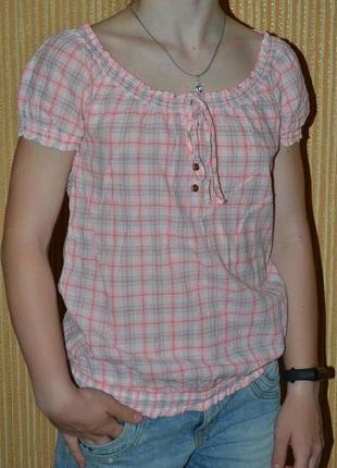 Xs/s-34/36 легкая блуза от only, блуза без рукав, летняя блуза