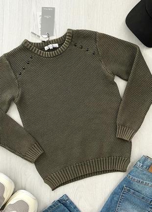 Распродажа! вязаный свитер джемпер кофта для мальчика piazza italia италия
