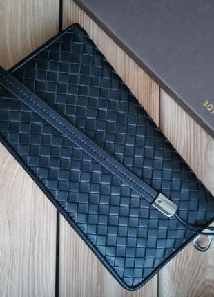 Кошелек портмоне в стиле bottega 🔝🔝🔝хит продаж