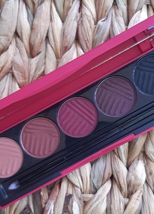 Палетка теней dose of colors blushing berries оригинал