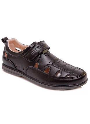 Туфли для школы в дырочку дышащие туфли туфли для школы weestep 32-37