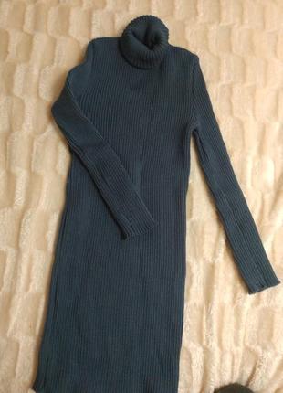 Зимние платье