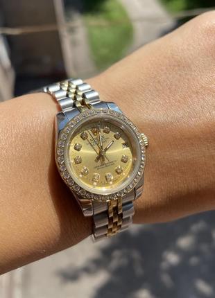 Часы в стиле rolex
