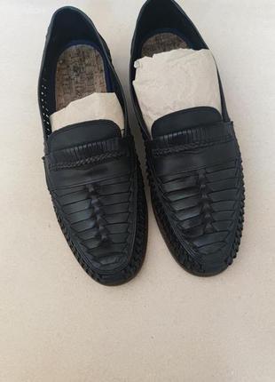 Летние туфли лоферы