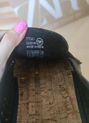 Летние туфли лоферы3 фото