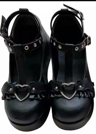 Туфли лолиты demonian