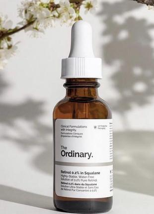 The ordinary - retinol 0,2% in squalane