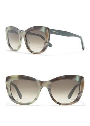 Новые солнцезащитные очки etro с чехлом и салфеткой