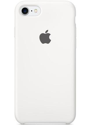 """Чехол для apple iphone 7 / 8 (4.7"""") (белый / white)"""